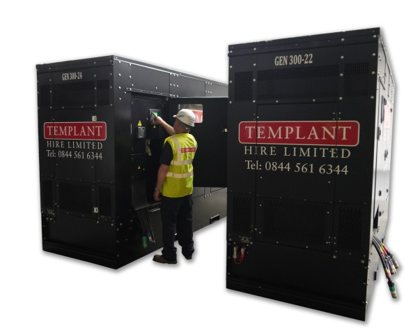 specialized generator hire