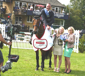 Hickstead sponsorship