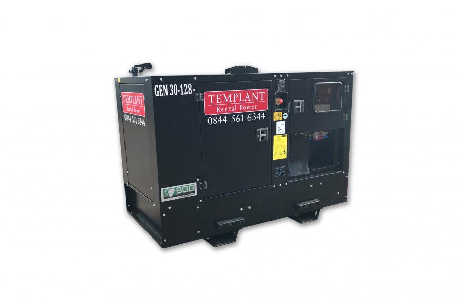 30 kVA Generator Hire