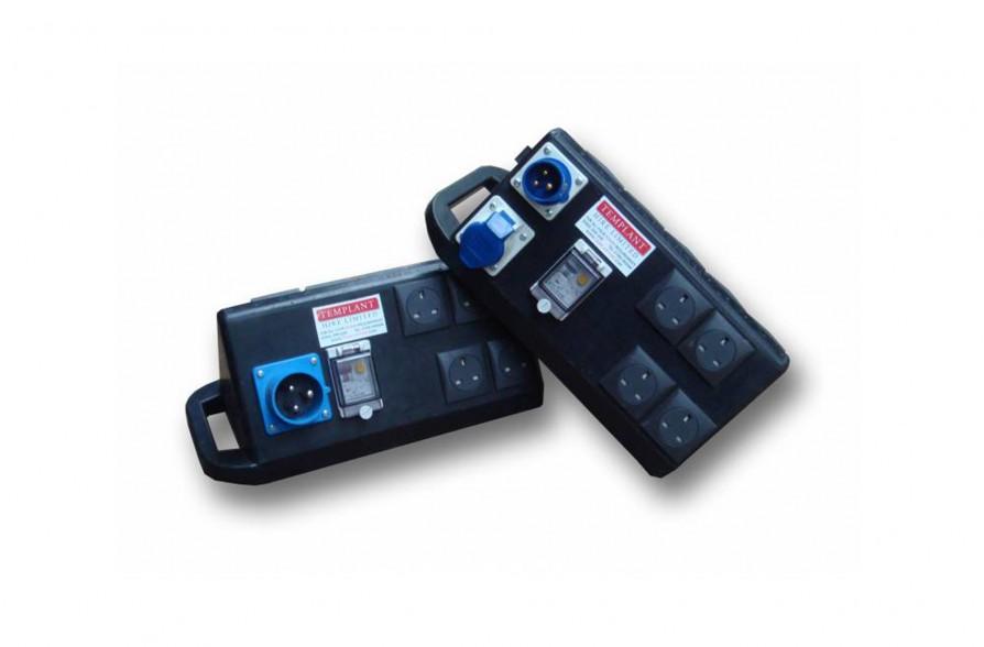 TOB-16 plug sockets