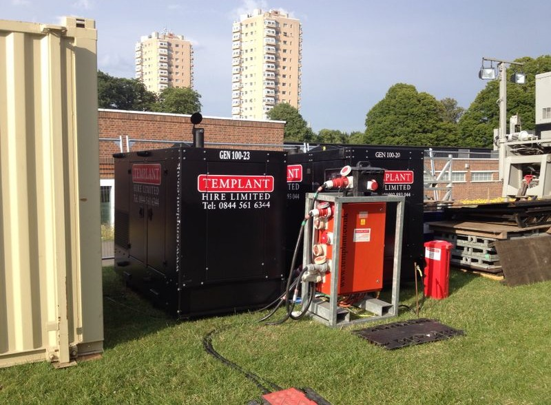 Templant Powers 40th Lambeth Country Show Event 2014