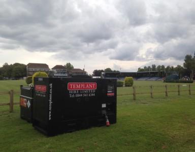 Templant POWERS Royal International Horse show 2014