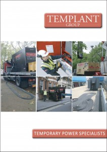 Templant Catalogue front cover