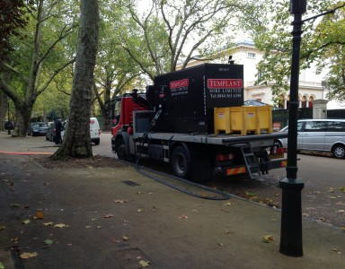 generator hire london
