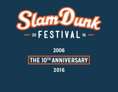 10 years of Slam Dunk