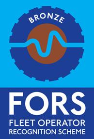 FORS Logo Bronze