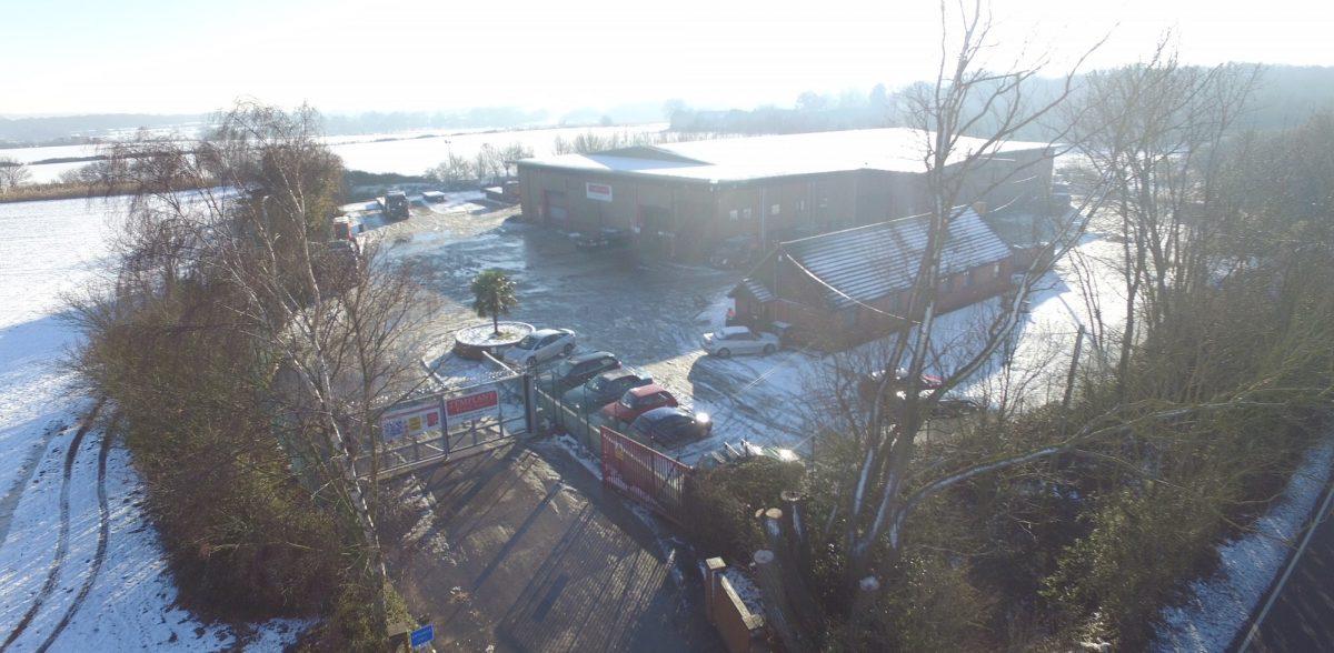 Templant depot