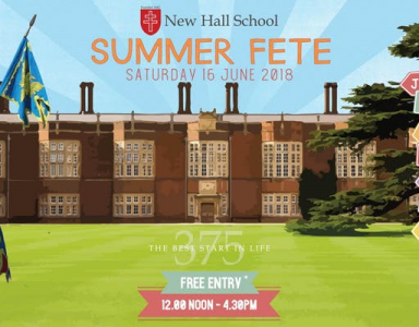 New Hall Summer Fete