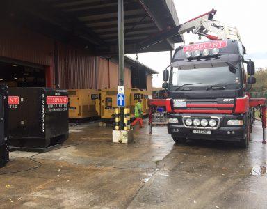 Templant generators london