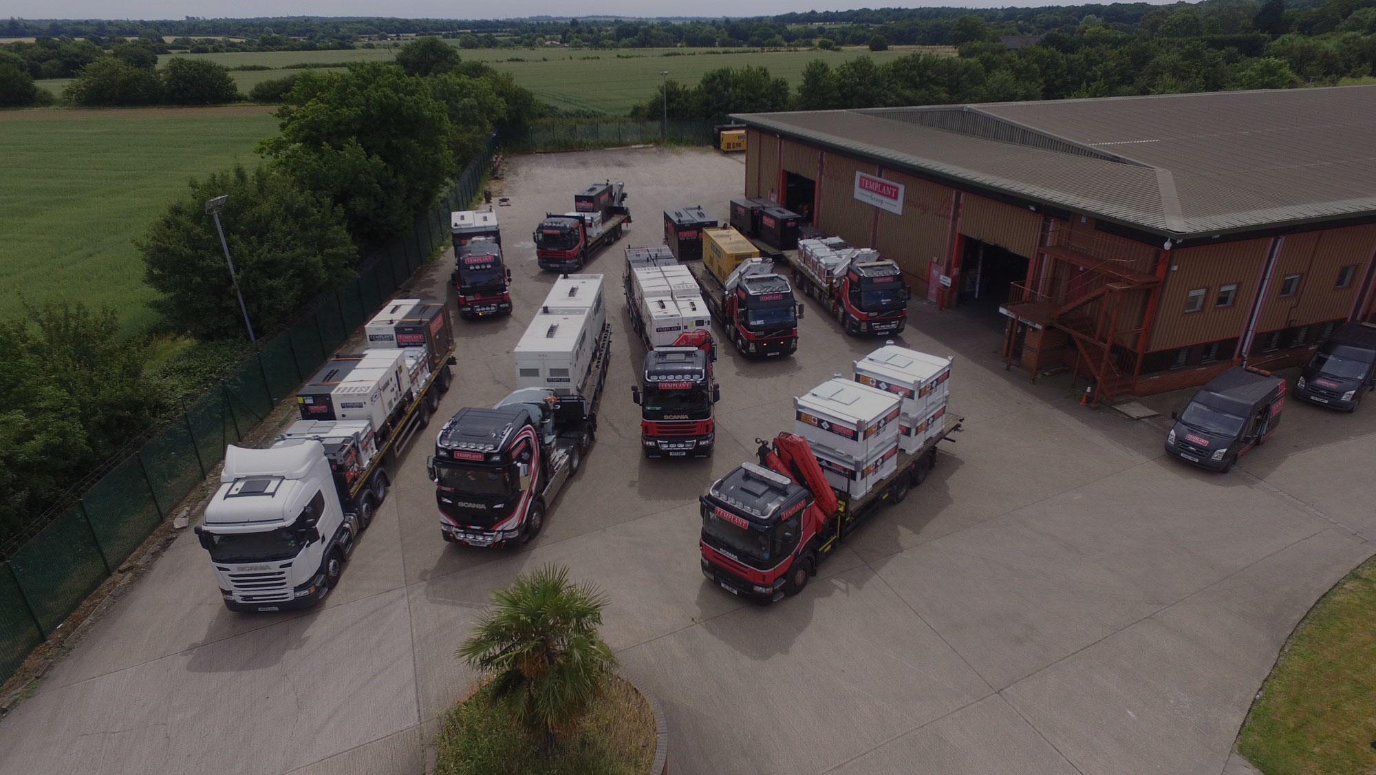 Lorries